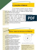 CIENCIAS DOS MATERIAIS - CAP II-LIGAÇÕES QUÍMICAS slides.pdf