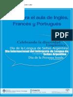 2do. Cuadernillo Serie Diversidad Lingüística