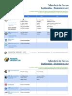 Calendario de vacunación 2016