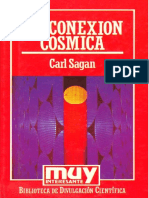 Sagan, Carl - La Conexion Cosmica - Markups