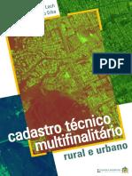 Cadastro Tecnico Multifinalitario Rural e Urbano Full