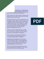 Audit Terminologies