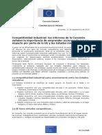 Comisión Europea-Competitividad industrial.pdf