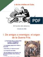 Crisis de Los Misiles de Cuba_Relaciones EE.uu-cuba