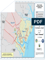 Glynn County Evacuation Routes
