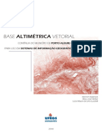 Altimetria Porto Alegre 1000 2010