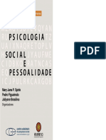 SPINK FIGUEIREDO BRASILINO Psicologia Social e Pessoalidade