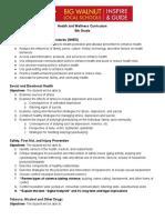 bw health and wellness curriculum- 8th grade - google docs