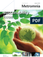 Metromnia - The Sustainability Issue