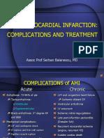 STEMI Complications Treatment