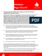 A Living Wage Church