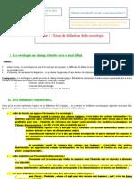 chapitre introductif première 2010-2011