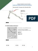 Relacion de Planos de Tumbas Del Valle de Los Reyes