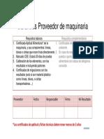Garantias de Proveedores_016_Proveedor Maquinaria