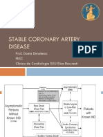 Stable Coronary Artery Disease
