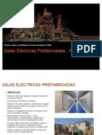 Soluciones y Fabricación de Salas Eléctricas Prefabricadas Ricardo Tejada
