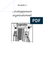 Developpement Organizationelle