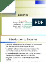 Battery Eee