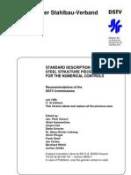 En - Dstv - Standard Description for Steel Structure Pieces for the Numerical Controls - V7