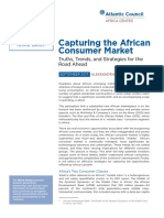 Capturing the African Consumer Market
