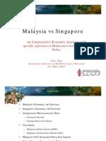 Malaysia vs Singapore