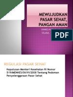 Pasar Sehat Pangan Aman.pptx