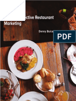 Guide to Effective Restaurant Marketing