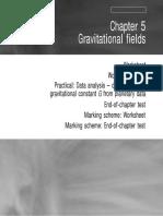Physics - Chapter - 5 - Gravitational Fields