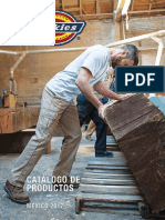 2017 d Catalog Mx Uniformes Dickies