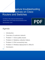 Routers and Switches Troubleshooting