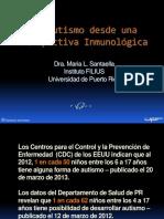 lectura para una perspectiva inmunologica del autismo