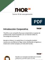 Thor3D Cotización ESP