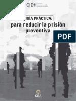 Guía Prisión Preventiva
