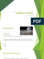 Química Verde A