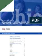 social studies standards for k-12