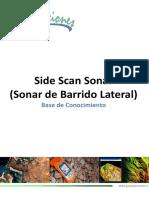 Sonar de Barrido Lateral-Base de Conocimiento