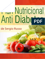 Plan Nutricional Anti-Diabetes