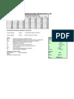 Perdidas de Energia en Lineas SSDE 40-2000
