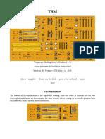 TSM2 Manual for Reaktor 6