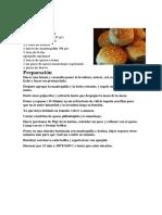 5 Recetas de Pan