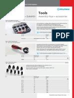 Produktinformation Werkzeuge Montageschluessel D GB 11 2010 Web