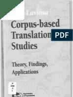 Sara Laviosa - Corpus-Based Translation Studies (Chapter 4)