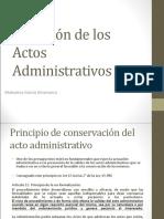 Extinción de Los Actos Administrativos (1)