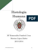 Apuntes Histología Mª Esmeralda