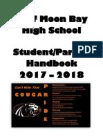 Student/Parent Handbook 2017-18