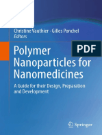 Polymer Nanoparticles for Nanomedicines