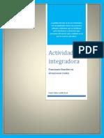 CastilloPech_PedroPablo_M19 S1 AI2 Funciones Lineales en Situaciones Reales