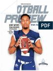 USU Fall Football Preview 2017