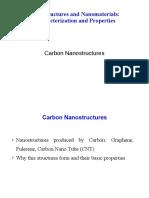 Slides Carbon Nanostructures