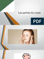 Les Parties Du Corps